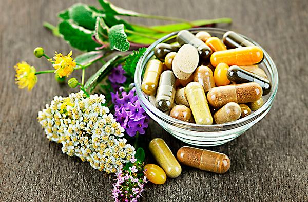 Травы и аптечные средства