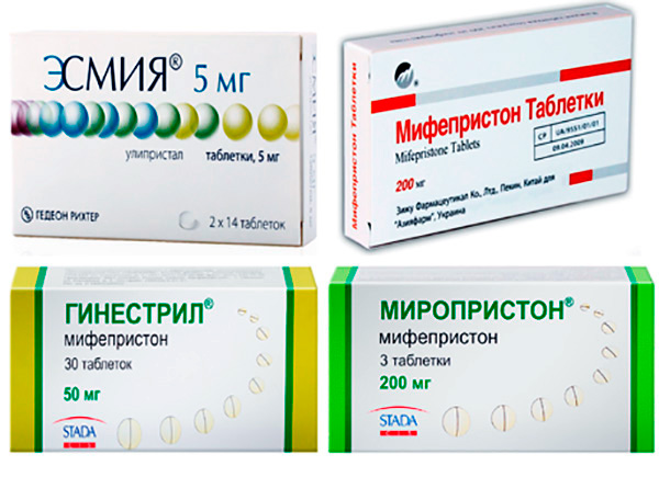Лекарства для лечения миомы