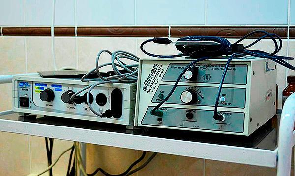 Радиохирургическая аппаратура