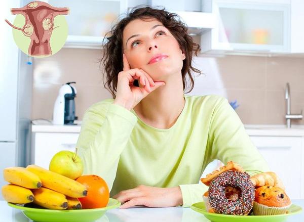 Изучаем правила питания, которые помогут в лечении миомы...