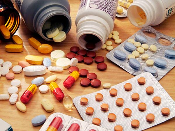 Прием других таблеток