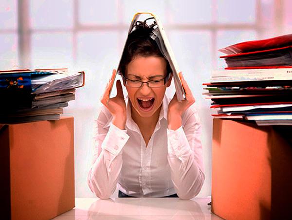 Стресс и эмоции отрицательно влияют на организм