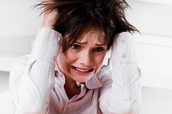 Стресс как причина развития болезни