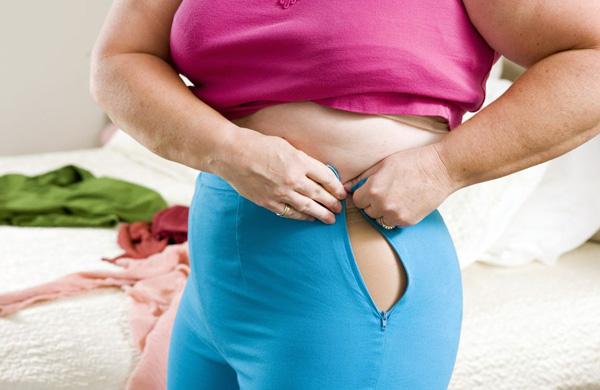 Увеличение веса как последствие удаления матки