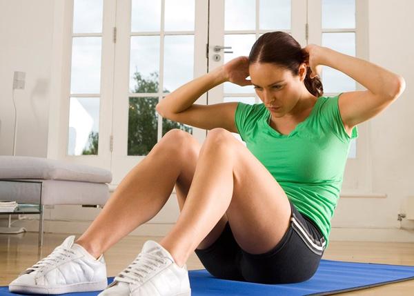 Активные занятия спортом при кисте не рекомендуются