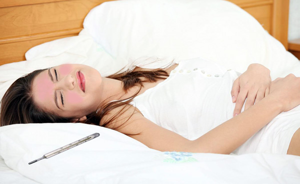 Боль и температура при цистаденоме