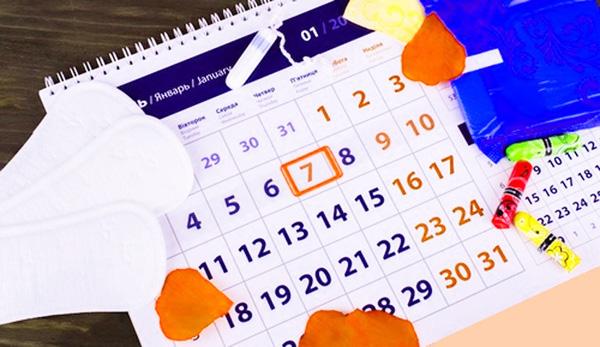 Сбой менструального цикла может сопровождать мелкокистозные изменения в яичниках