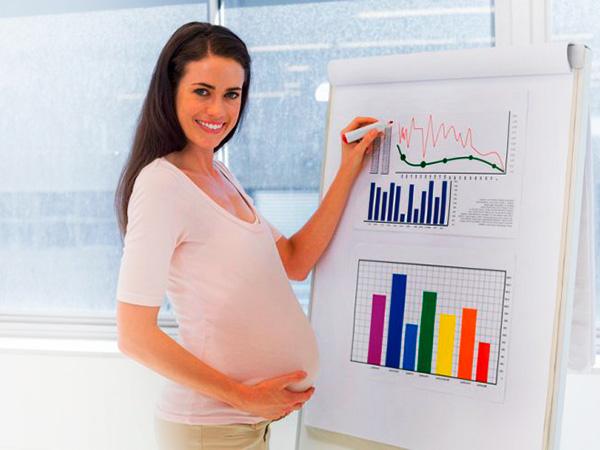 Наступление беременности после лечения поликистоза яичников