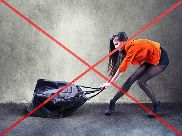 Запрет на поднятие тяжестей при кисте