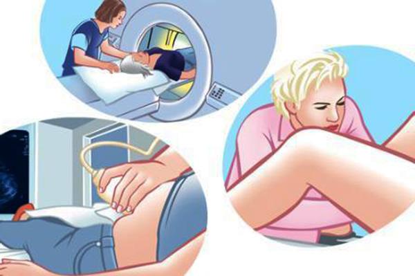 Гинекологическое обследование (УЗИ и МРТ)