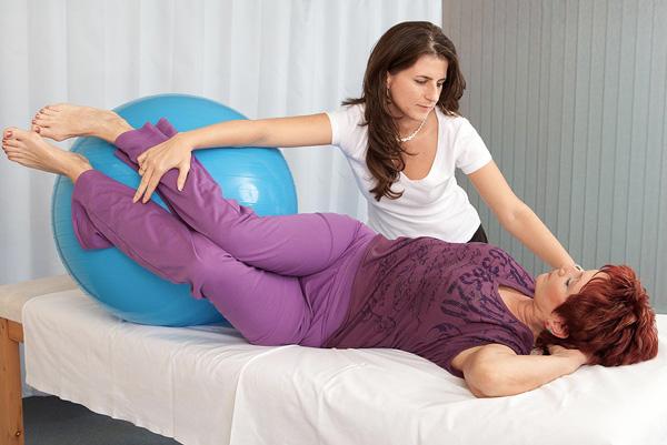 Лечебная гимнастика после операции по удалению кисты