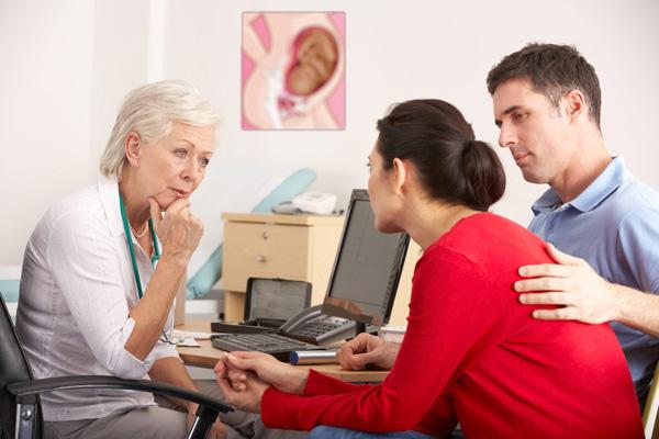 Посмотрим, каковы шансы наступления беременности при кисте яичника...