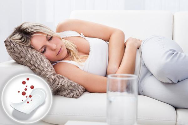 Месячные при эндометриозе становятся обильными и болезненными