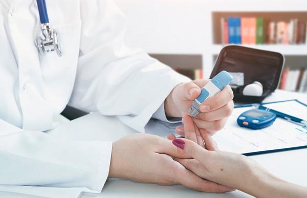 Тест на толерантность к глюкозе при поликистозе