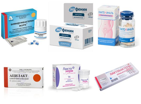 Пробиотики, восстанавливающие микрофлору влагалища