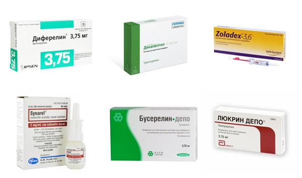 Альтернативные Мирене препараты