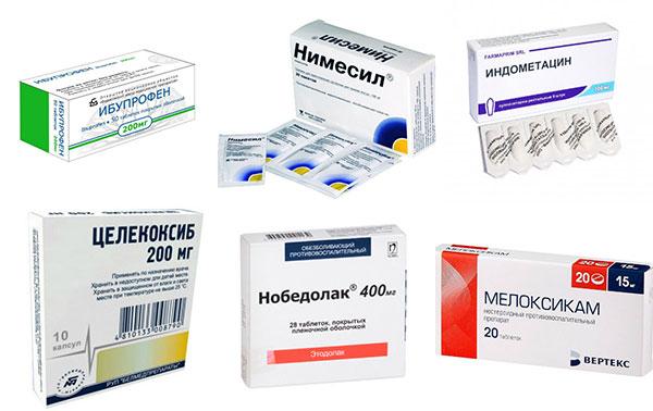 Обезболивающее и противовоспалительное средство при эндометриозе