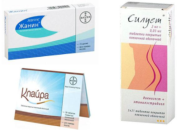 КОК при эндометриозе кишечника