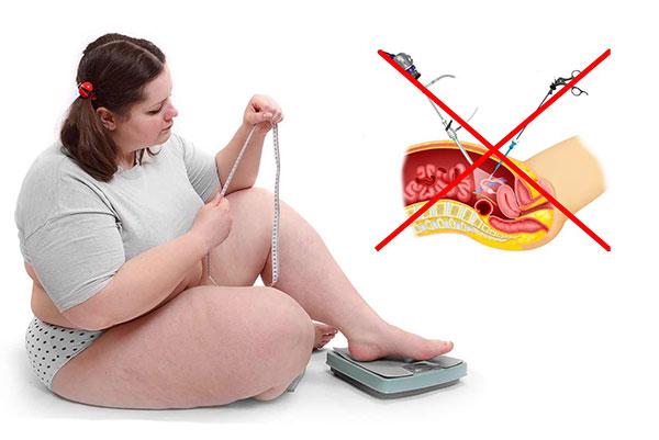 Ожирение может быть противопоказанием к лапароскопии