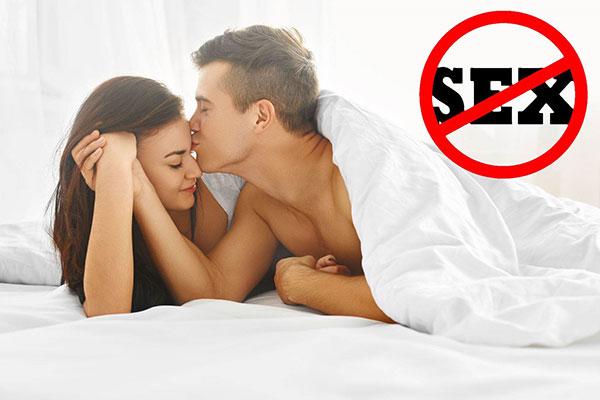 После установки спирали рекомендован половой покой на 2 недели