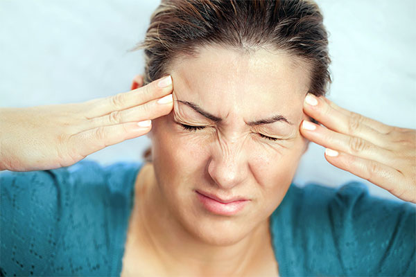 Головная боль как побочный эффект приема Дюфастона