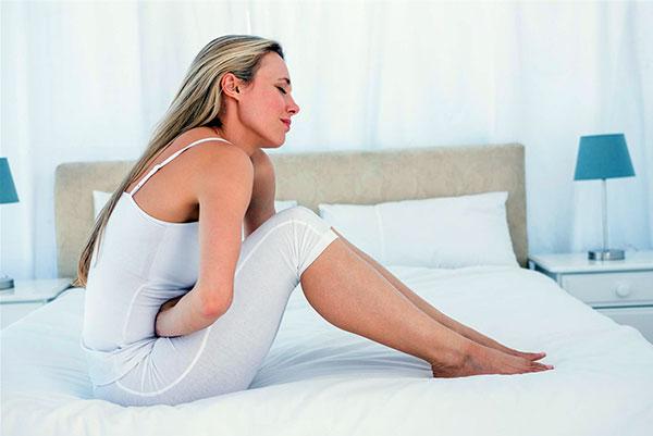 Болевой синдром может указывать на распространенность процесса за пределы матки