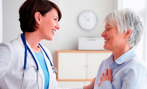 Регресс эндометриоза при климаксе