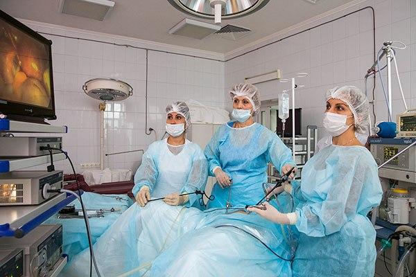 Хирургическое лечение эндометриоза