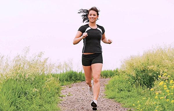 Легкий бег при эндометриозе допускается