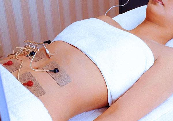Электрофорез помогает избавиться от боли при эндометриозе