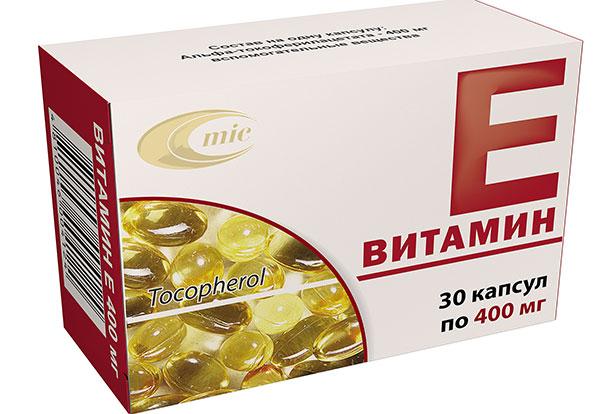 Витамин Е при эндометриозе