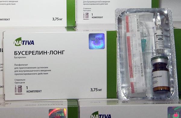 Выясняем, в каких случаях бывает целесообразно назначение препарата Бусерелин-лонг при эндометриозе и в чем его особенность?