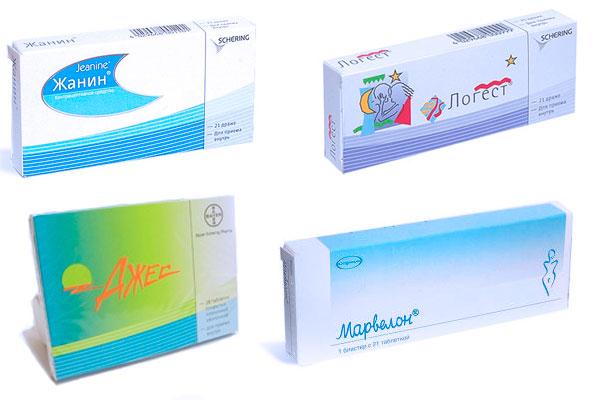 КОК при эндометриозе являются препаратами первой линии