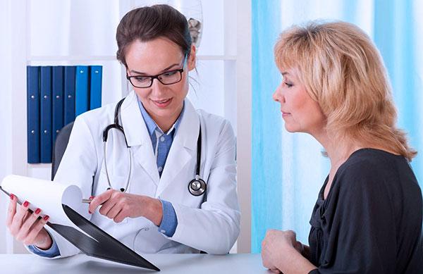 Во время климакса эндометриоз регрессирует