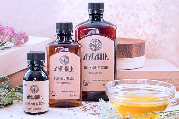 Льняное масло при болезненных месячных
