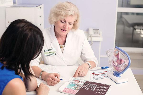Медикаментозный аборт проводится под наблюдением врача