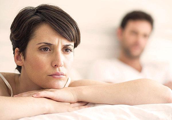 Обида на мужчину - возможная причина эндометриоза