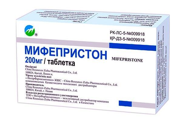 Лечение миомы мифепристоном