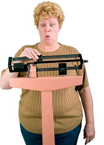 Женщины с лишним весом в группе риска онкологических заболеваний