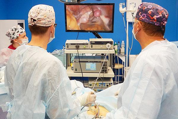 Лапароскопия при эндометриозе у подростков