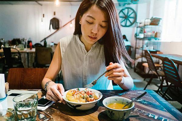 Связь между азиатской кухней и низким ростом женских заболеваний