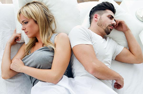 Отсутствие желания заниматься сексом при эндометриозе из-за болей