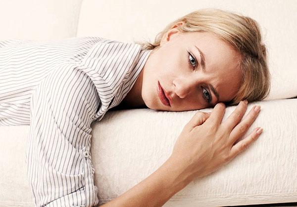 Депрессия может привести к рецидивам эндометриоза