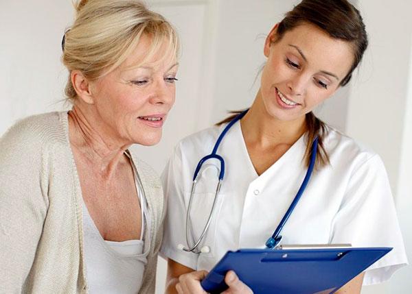 Вероятность регресса миомы и эндометриоза при климаксе достаточно высока