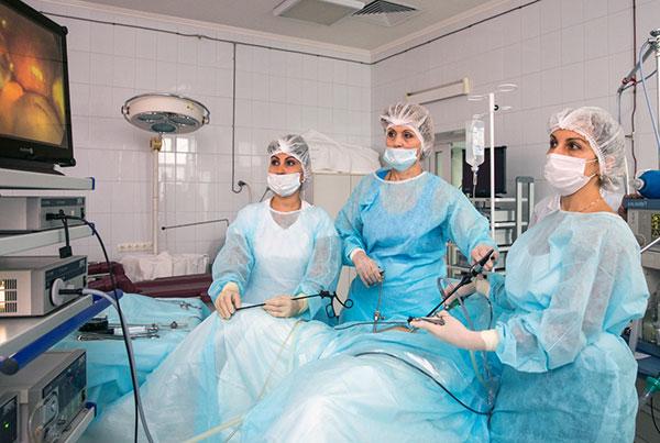 Выясняем, какие особенности имеет хирургическая тактика при эндометриозе...