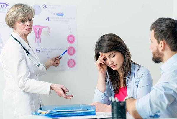 Выясняем, как диагностируют и лечат бесплодие при СПКЯ...