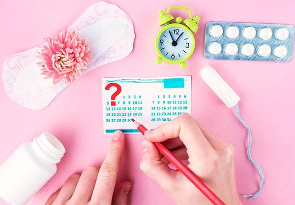 Нарушение менструального цикла из-за дефицита мио-инозитола