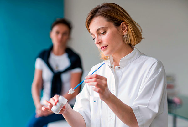 Тест на онкоцитологию при болезнях шейки матки